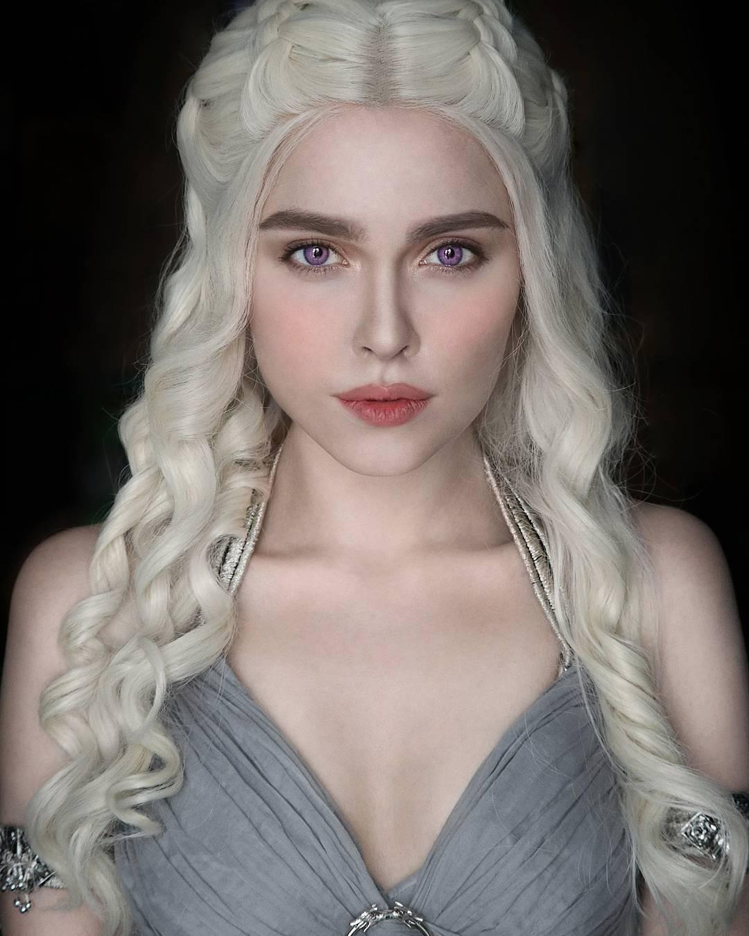 "Résultat de recherche d'images pour ""daenerys targaryen cosplay"""