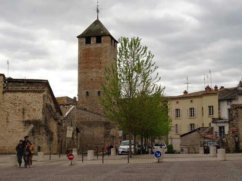 Cluny en Bourgogne (photos)