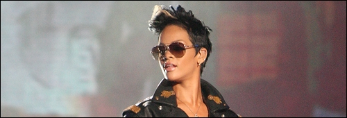 Rihanna nominée au MTV Video Music Awards
