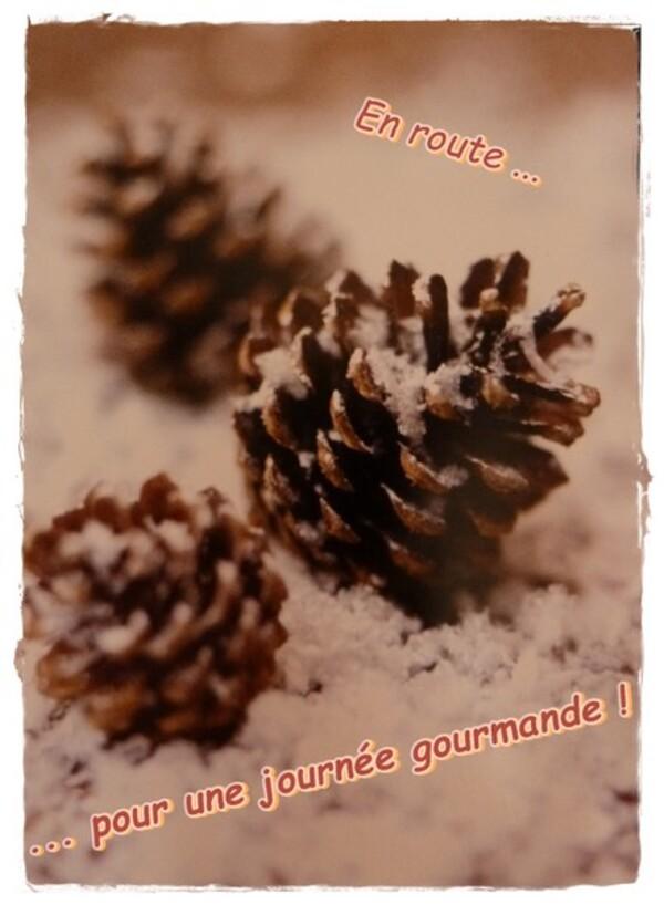 """La douceur du """"marron glacé"""" ..."""