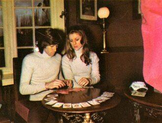 Mars 1973, voyage incognito en Belgique...