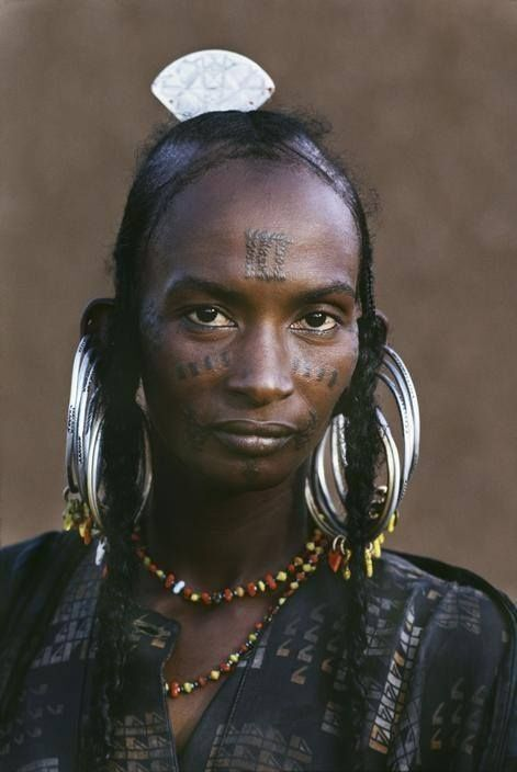 Tahoua, Niger by Steve McCurry