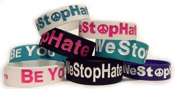 bracelet we stop hate