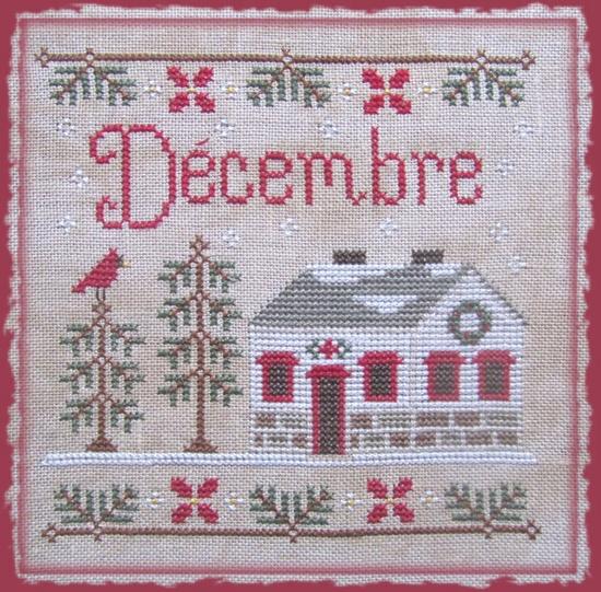Cottage CCN de décembre