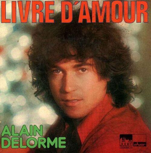 Livre d'amour. Alain Delorme.