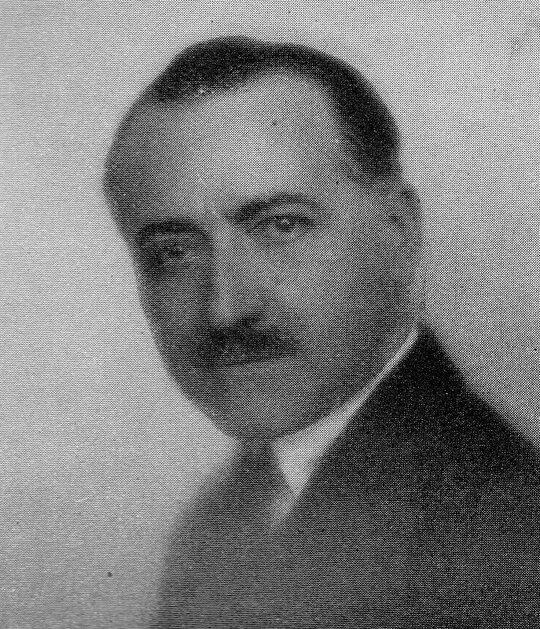 René Brunet (1882-1951), Capitaine d'Infanterie, Professeur de Droit, Homme politique.