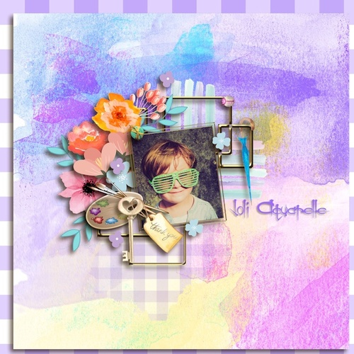 CT de Scrapbooking Dom Design