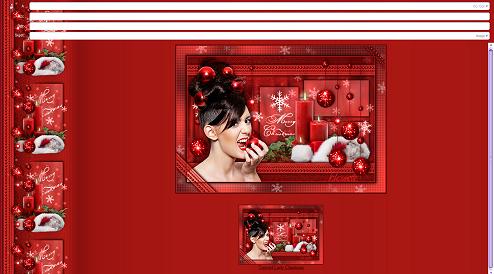 Papier Fête de Noël 04