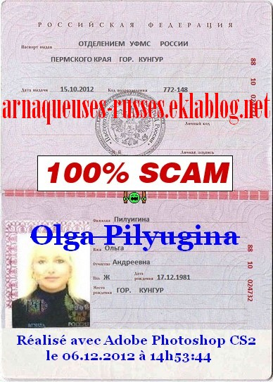 RUSSIAN SCAMMER-66