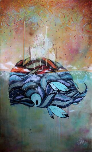 Le coucou du vendredi, haïku, sernryû, baleine, dauphin...