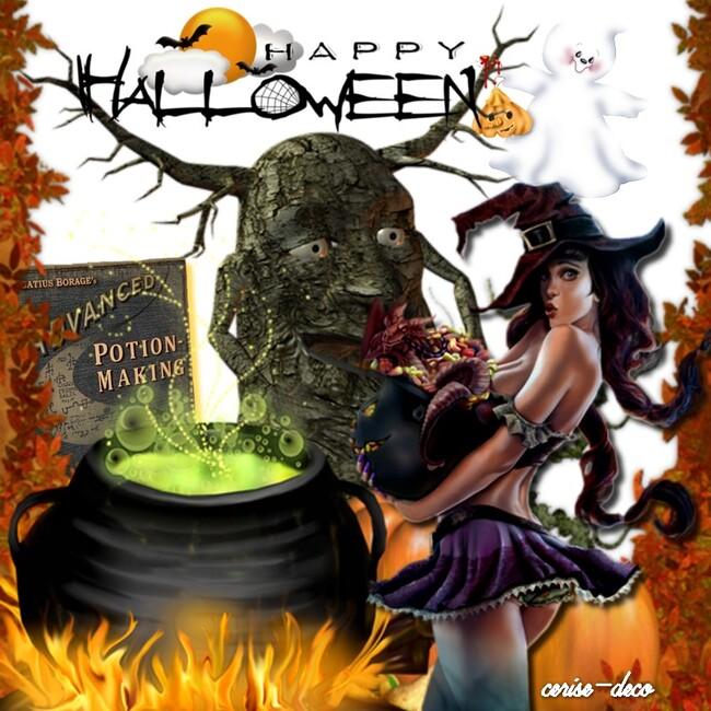 gif halloween pour le défi de nathie-or