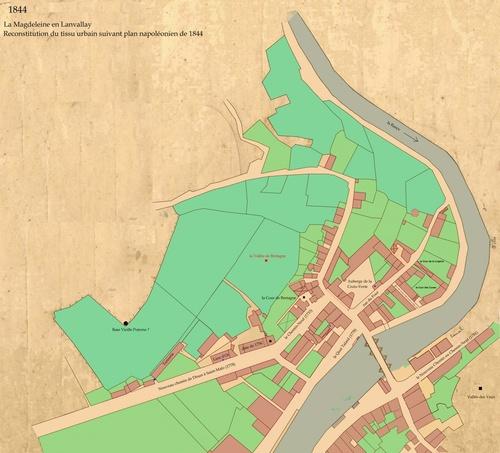 - Pour qui souhaite visiter ou regarder le port de Lanvallay autrement...