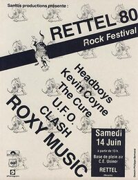 1980.06.14-The Cure-Rettel-Rock Festival