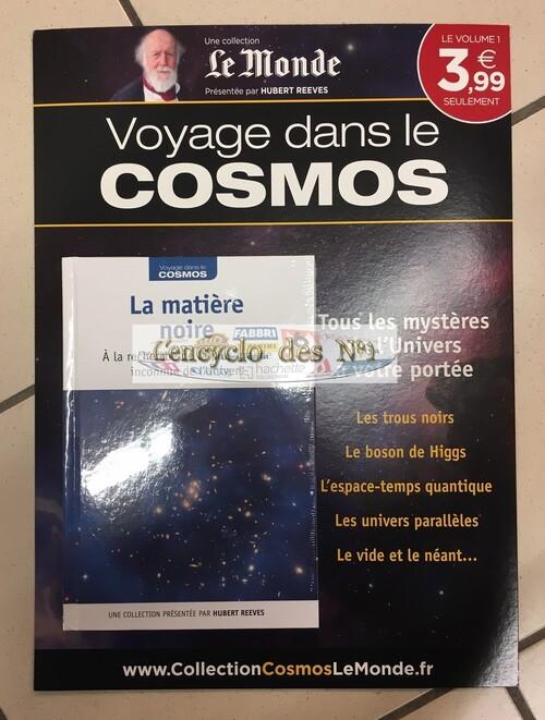 N° 1 Voyage dans le cosmos - Lancement