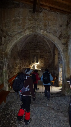 la chapelle d'Orny