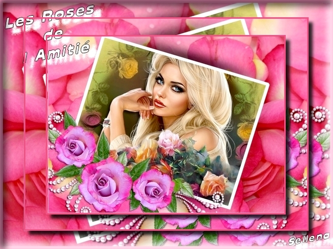 **Les Fleurs de l'Amitié**Cartes