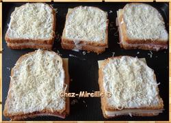 Croque-Monsieur Recette Facile