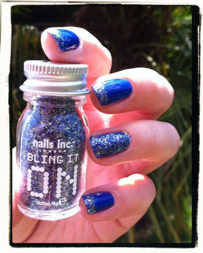 Tuto Nail Art #2 : Bourjois x Nails INC.