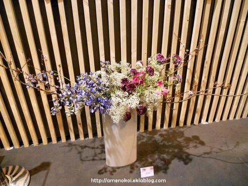 Salon du Livre 2012 ikebana
