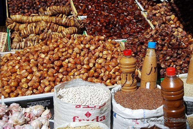 La vie commerciale dans le vieux Essaouira