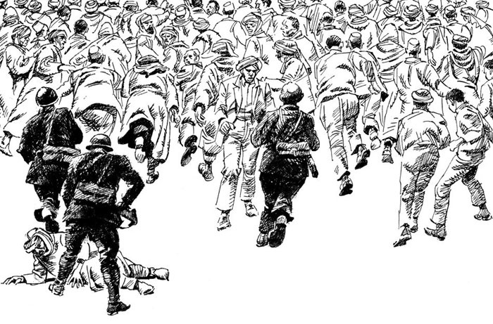 8 mai 1945 : victoire contre le nazisme et massacre du peuple algérien