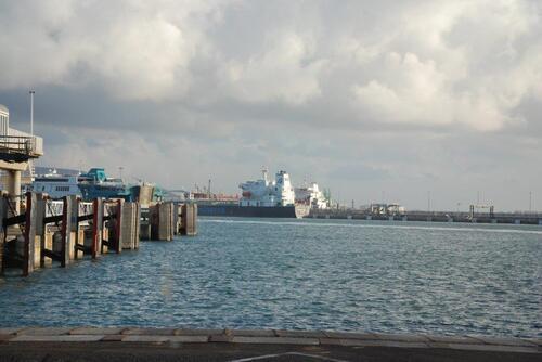 Le Port d'Algésiras