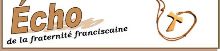 Bulletin (mensuel) de la Famille Franciscaine - SIAF
