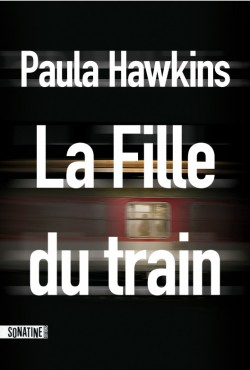 Couverture de La Fille du train