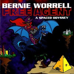 Bernie Worrell - Free Agent . A Spaced Odyssey - Complete CD