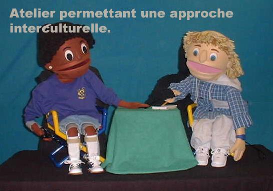 Marionnettes et Prévention en France
