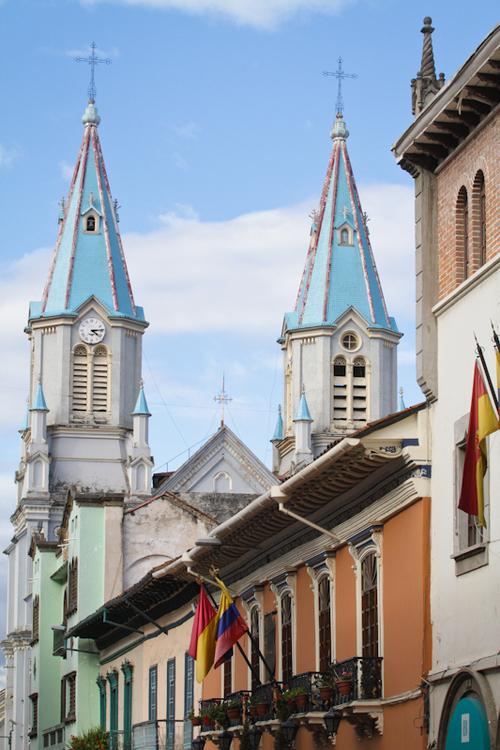Cuenca la belle