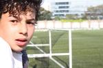 Anniversaire de Jordan U12 Paris FC