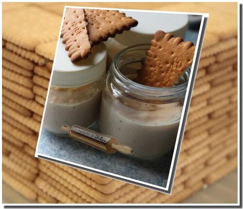 Crèmes express aux petits-beurre