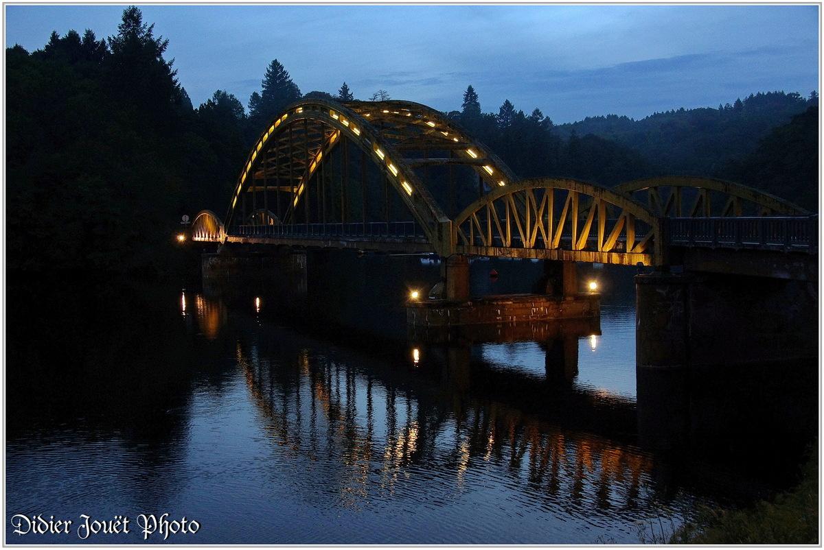 (87) Le Châtenet en Dognon (1) - Pont du Dognon sur le Taurion