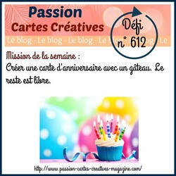 Passion cartes Créatives#612 !
