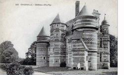 LES REMPARTS D'AUFFAY-LA-MALLET (Seine-Maritime)