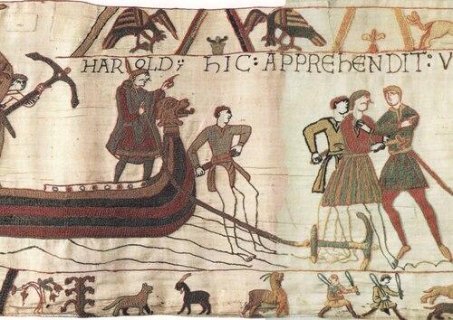 Livre I : Le Voyage de Harold (2)