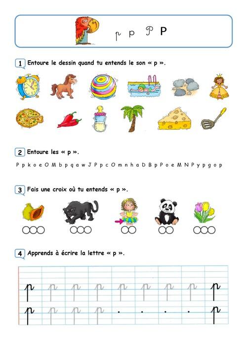 Révision des consonnes courtes