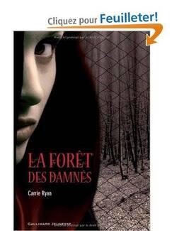 """""""La Forêt des Damnés"""" de Carries Debby"""