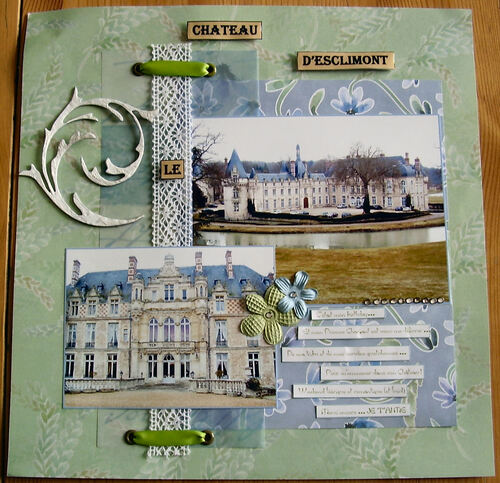 Un Weekend au Château