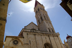 TROGIR - CATHEDRALE ST LAURENT