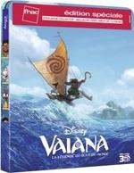[Blu-ray 3D] Vaiana : La Légende du bout du monde