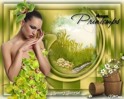 Belle saison du printemps