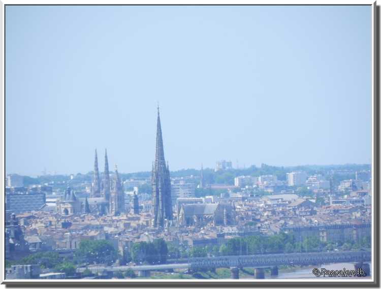 Vues sur Bordeaux