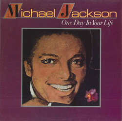 Michael Jackson - One Day In Your Life - Complete LP