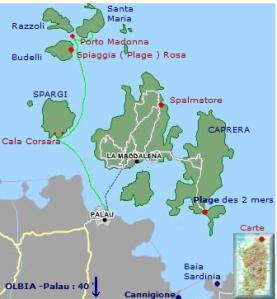 La Sardaigne 8 - Balade au coeur de l'archipel de la Maddalena (1ère partie)