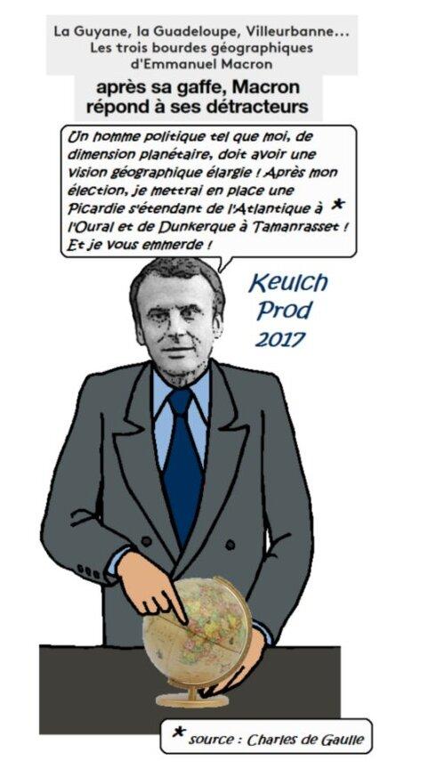 PLANÈTE PAS TRÈS NETTE !