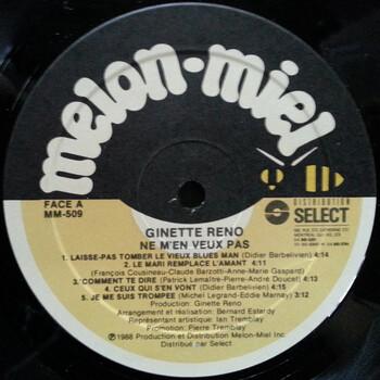 Ginette Réno, 1988