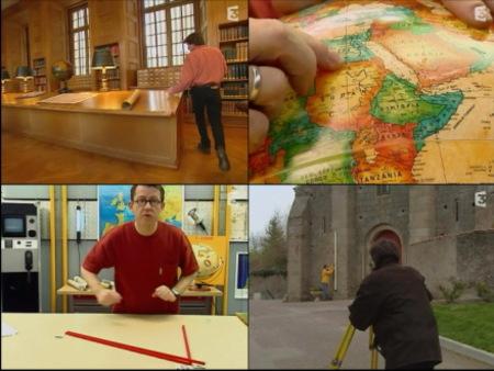 Cartographier le monde