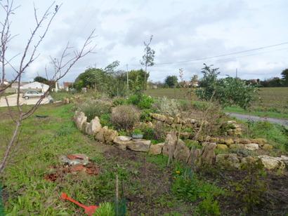 Le jardin de Jean-Luc